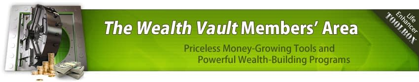 the wealth vault brad weinman passive income newsletter