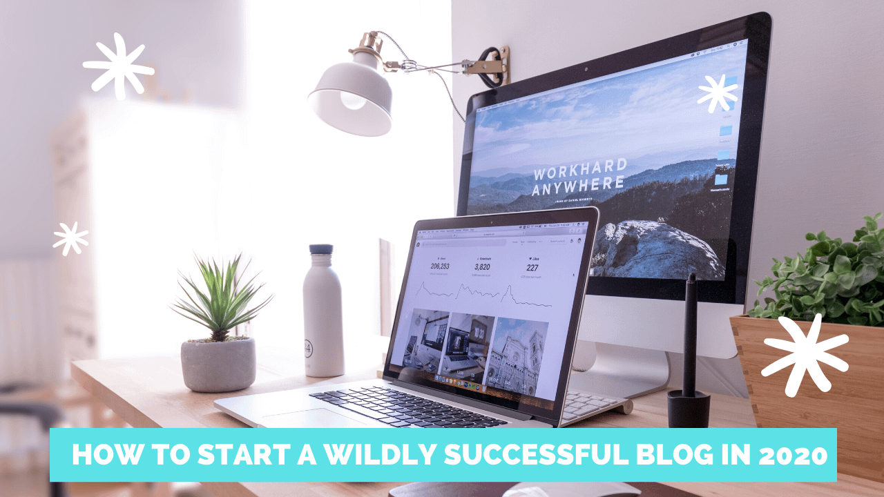 blogging for beginners 2020