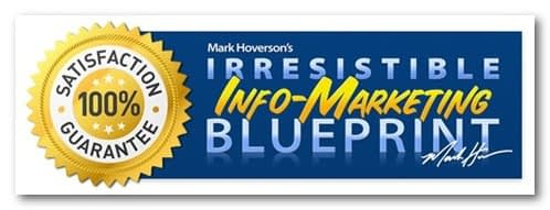 Mark Hoverson's Irresistible Info Marketing Blueprint Review