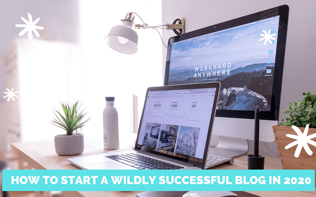 blogging for beginners 2020
